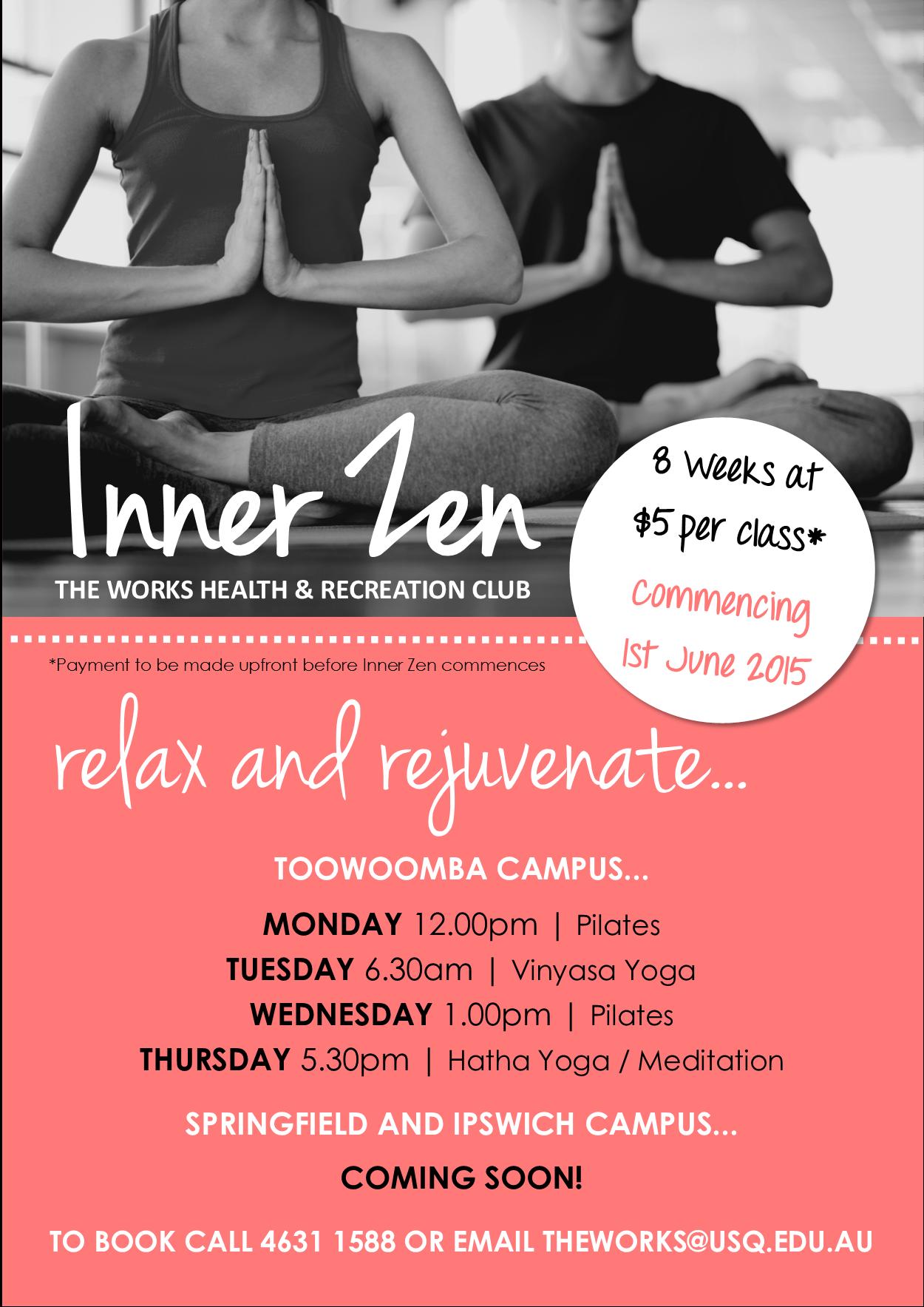 Inner Zen Poster
